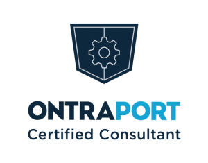 Ontraport Certified Consultant badge